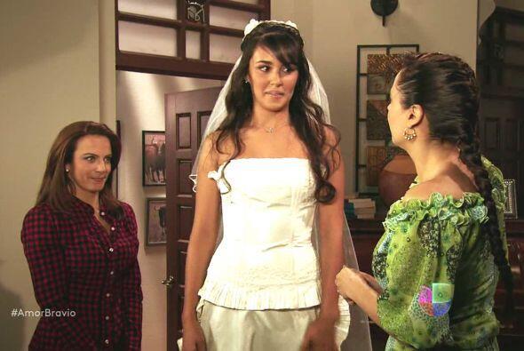 """La boda de Luzma se acerca y """"La Malquerida"""" se encuentra ya preparada p..."""