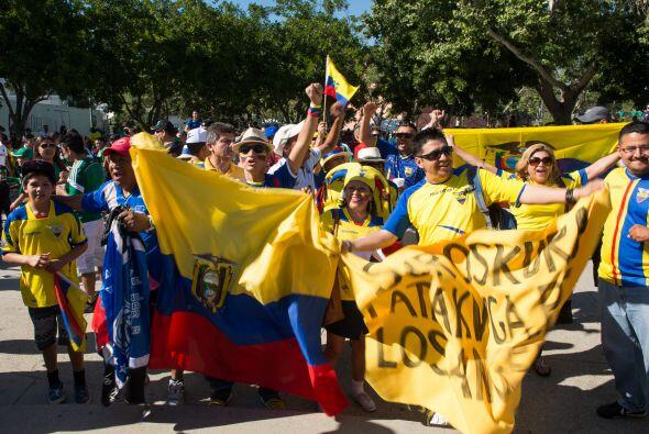 ¿Alguien dijo que Ecuador estaría solo? Para nada!!, el apoyo llegó para...