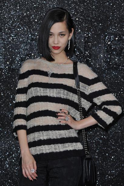 """La actriz ha participado en varias cintas japonesas como """"Norwegian Wood""""."""