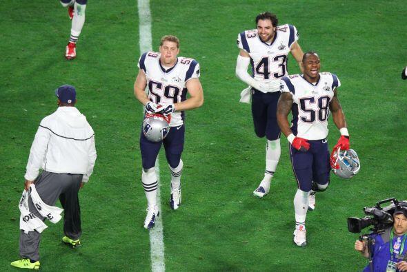 Los New England Patriots ganaron su cuarto Super Bowl y Tom Brady se col...