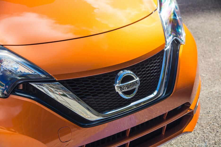 Este es el nuevo Nissan Versa Note