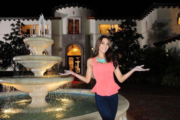 Gabriela Álvarez, hará todo lo posible por estar en el gusto del público.