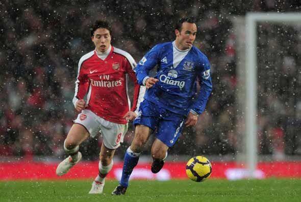 Donovan tuvo una buena actuación y dio el pase del primer gol del partido.