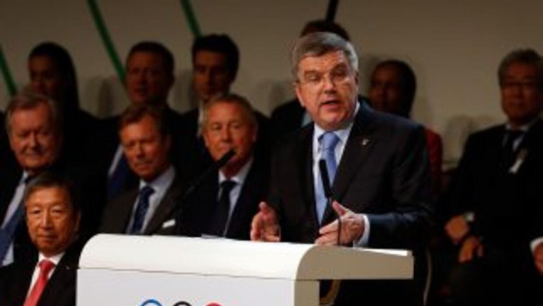 Bach se impuso a otros cuatro candidatos por mayoría absoluta.