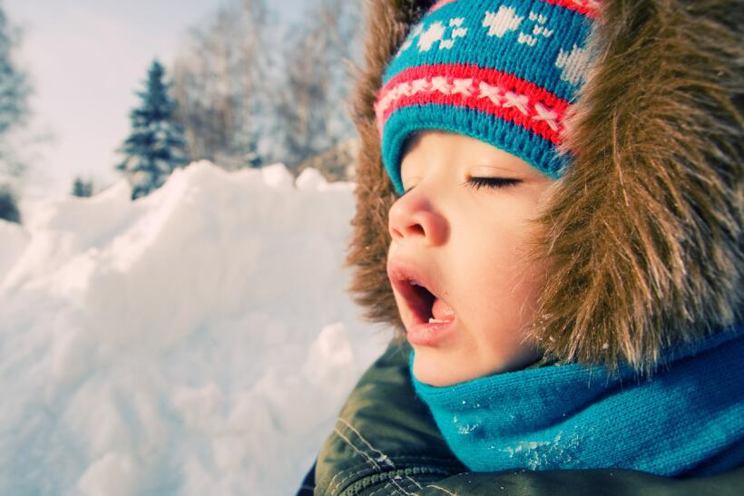 ¿La gripe volvió a atacarte este año a ti o a tu fa...