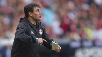 """Ángel Hoyos considera que ante Pachuca: """"Ha sido el mejor partido desde que estoy aquí"""""""