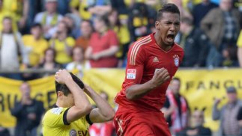 Bayern y Borussia dejaron todo en la cancha para un partido que en la li...