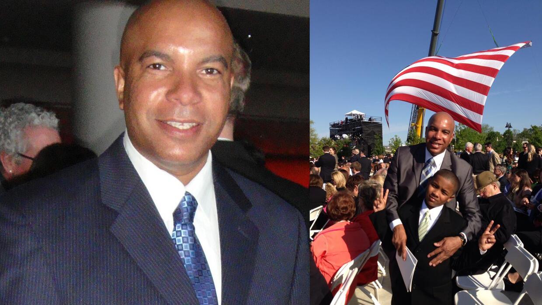 Julio Medina es el fundador de Exodus Transitional Community.