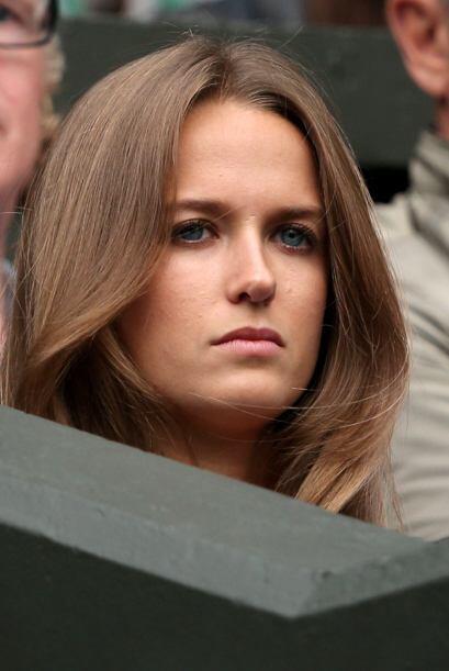 Las bellas chicas inundaron el All England Club para disfrutar del mejor...