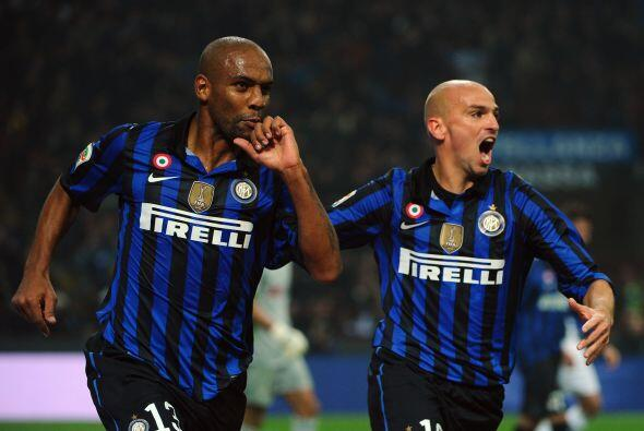 Inter empató gracias a un tanto del brasileño Maicon pero las dudas segu...