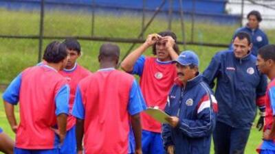 Pinto aspira a hacer un buen papel en la Copa Oro con Costa Rica.