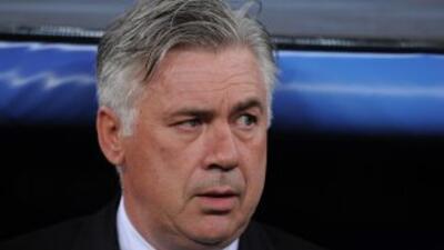 El entrenador del Madrid inició los preparativos para el 'derby'.