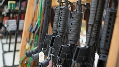 Un tercio de los hogares en EEUU posee un arma de fuego