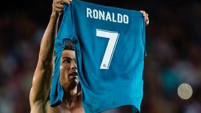 ¡Una maquina de ganar títulos! Los números de Cristiano Ronaldo a nivel de clubes