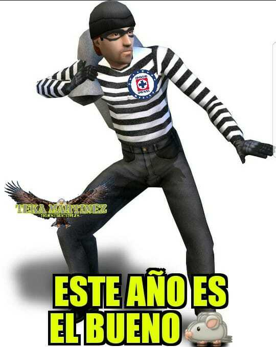 No pares de reír con los memes de los penales de Cruz Azul y más de la L...