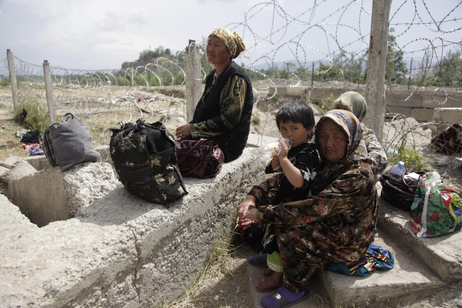 Es la frontera que separa los países de la República Islámica de Afganis...