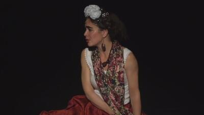 'Frida Libre', un monólogo musical en homenaje a la artista mexicana