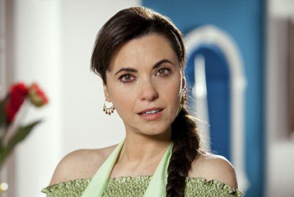 Yolanda Ventura es Piedad Martínez. Piedad es la cocinera de La Malqueri...