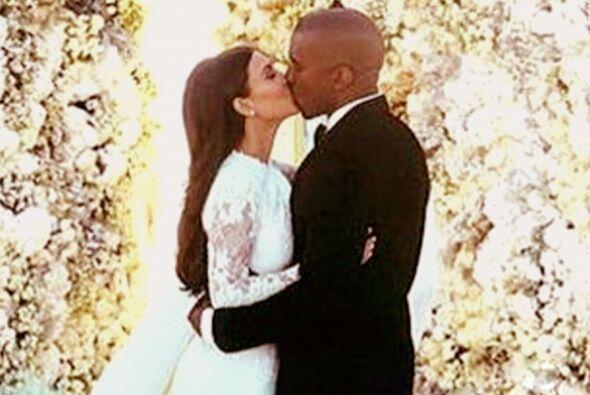 La boda más buscada dentro del importante portal fue la de Kim Kardashia...