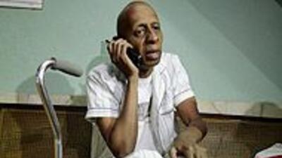 Disidente cubano Fariñas fue hospitalizado tras sufrir un nuevo desmayo...