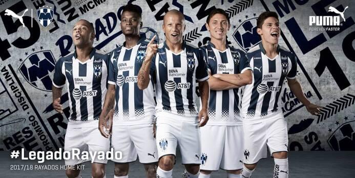 Monterrey presentó sus nuevos uniformes para la Liga MX 19989635_1928581...