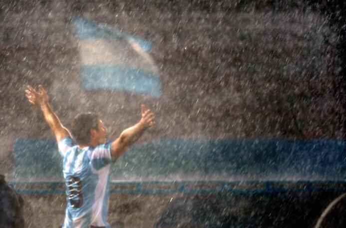 El día que Palermo se cubrió de gloria con su gol con Argentina de últim...