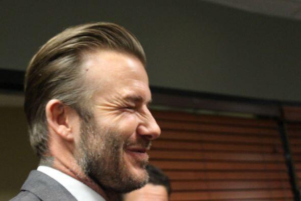 """David Beckham:  """"El estadio que propongo crearía una experiencia sin par..."""