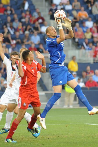 Milan Borjan juega en la Liga de Turquía con el Sivaasport, equipo al qu...