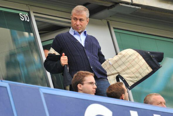 Roman Abramovich - Dueño de Chelsea FC (No. 137, $9.1 mil millones)