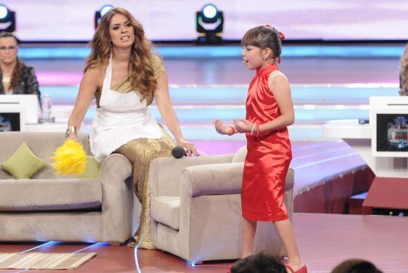 Gali también participó en este dramático capítulo de 'Telesa'...