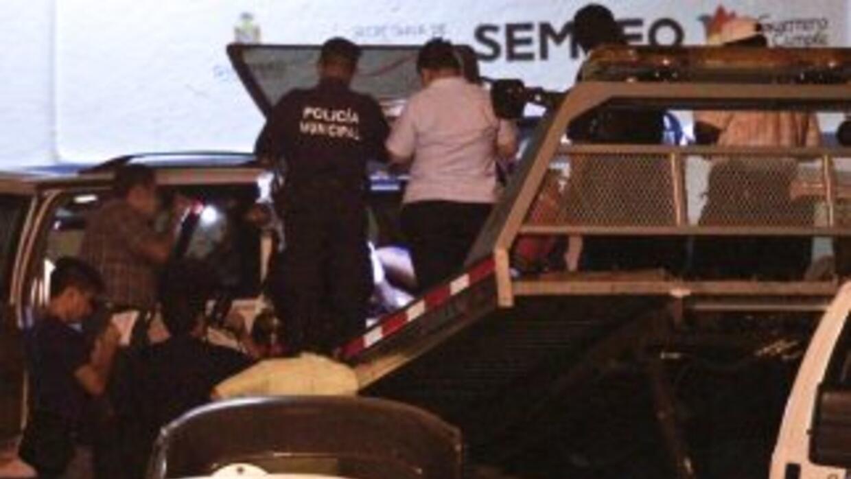 Los taxistan han sido objeto de ataques por parte del narcotráfico en Nu...