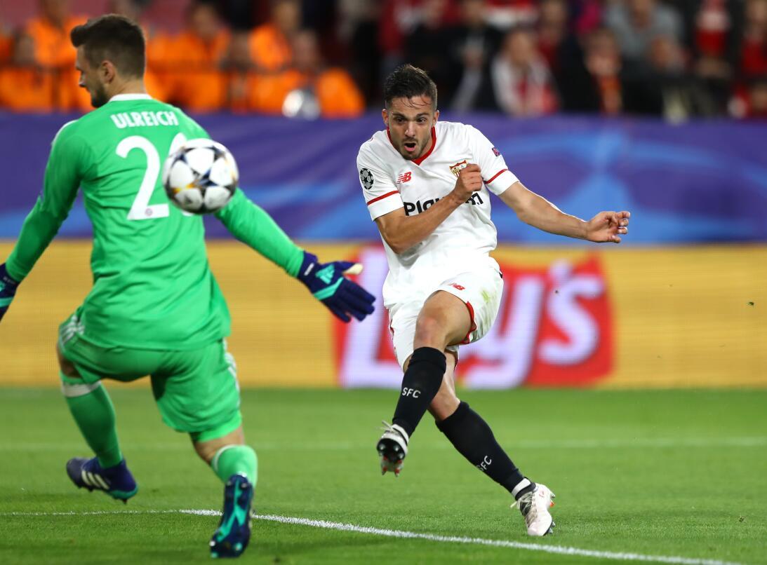 En fotos: Bayern Munich remontó y venció 1-2 al Sevilla en su visita a E...