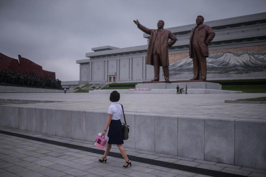 Las 8 curiosidades más extrañas de Corea del Norte  GettyImages-54665269...