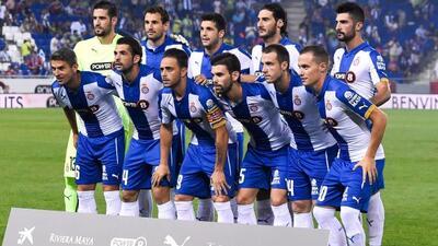 Los espanyolistas fueron más equipo que la Real Sociedad.