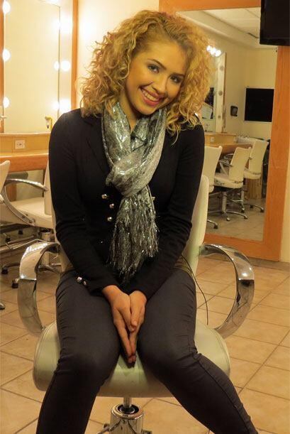 Paloma Carrasco tiene un talento muy especial que esperaba la llevara mu...