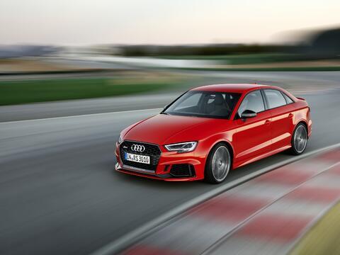 Audi RS 3 Sedán