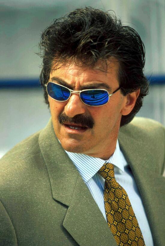 Cambios físicos de Ricardo La Volpe con el paso del tiempo 19981014-38-1...
