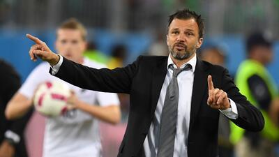 El seleccionador de Nueva Zelanda sería el nuevo DT de Colorado Rapids si pierde repechaje ante Perú