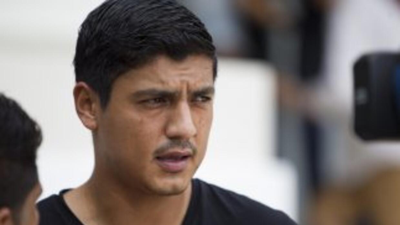 Lusi Venegas, ahora ex jugador del Atlante, fue contratado por el Atlas,...