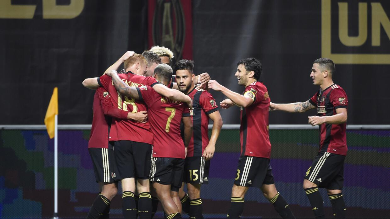 Como local, Atlanta United es un equipo casi imbatible.