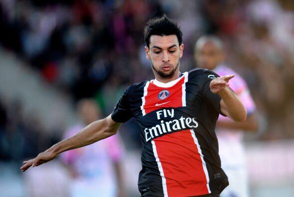 Javier Pastore debe agradecerle al 2011 su llegada al Paris Saint-Germai...