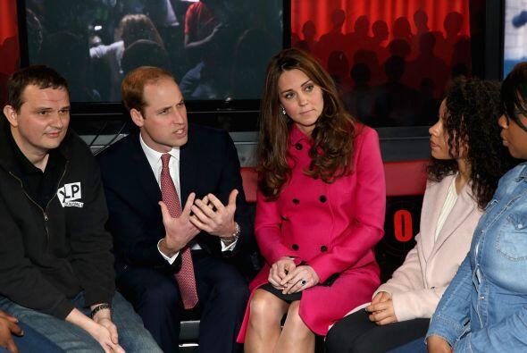 Y así, dio a luz a la primera princesa que ha tenido Inglaterra en más d...