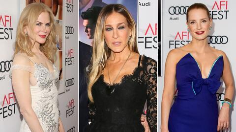 Muchas estrellas dijeron presente en el AFI Fest 2016