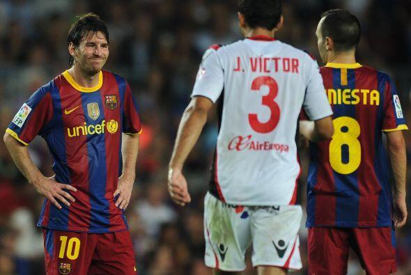 Un decepcionante marcador de 1-1 fue el final entre Barcelona y Mallorca.