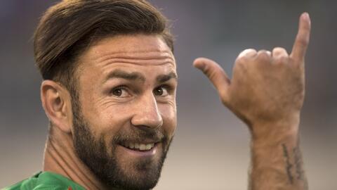 """Miguel Layún tras el triunfo ante Irlanda: """"Era importante cerrar así la..."""