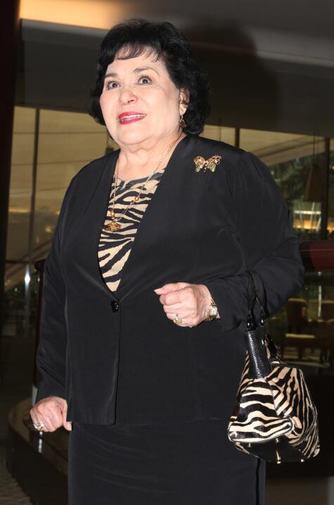 ¡Echan a Carmen Salinas de la política!