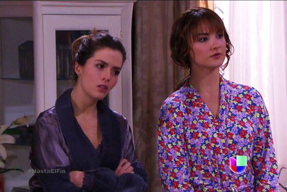 No te sientas mal Alexa, Sofía no está reprochándot...