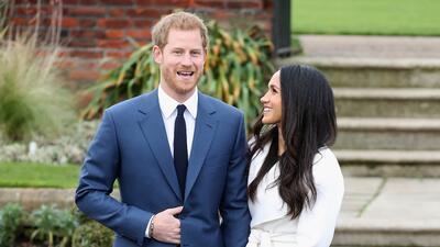 Por si no te llega a ti, así luce la invitación a la boda del príncipe Harry con Meghan Markle (nada original)