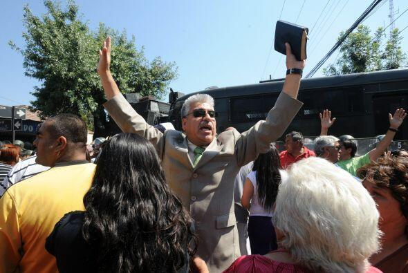 Fernando Echeverría, intendente metropolitano, proporcionó datos específ...