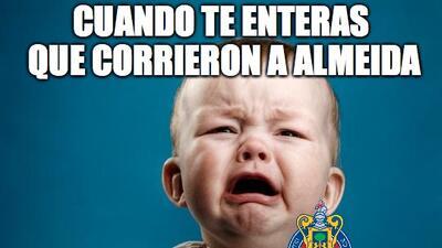 Memelogía | La salida de Almeyda de Chivas se ha ganado divertidas burlas
